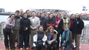 A2S : Comité de pilotage à Southampton – 06/12/2011